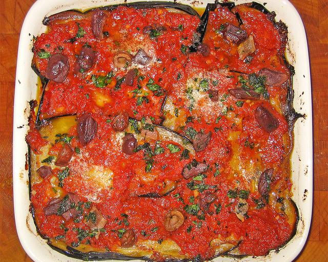 Dania kuchni włoskiej oraz krajowe mięso sezonowane